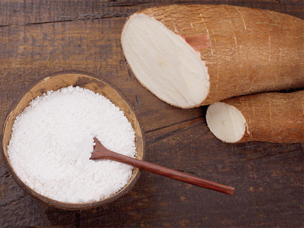 Uses of cassava starch processing byproducts