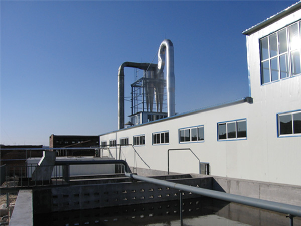 Shandong 50t/h sweet potato starch processing equipmet
