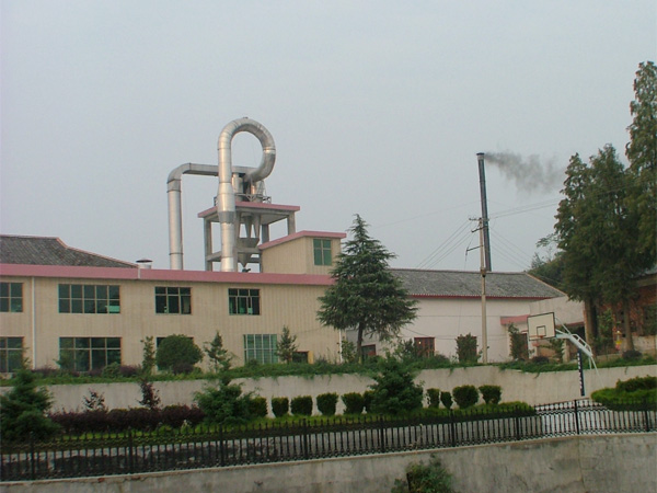 Tanzania 3t/h cassava starch processing line completed