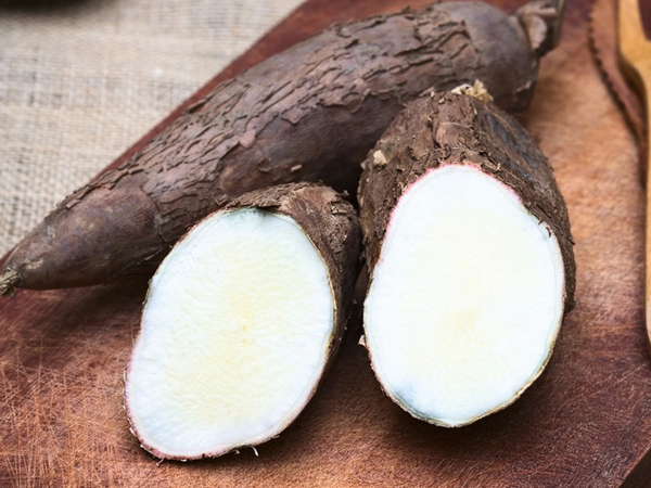How to make cassava starch?