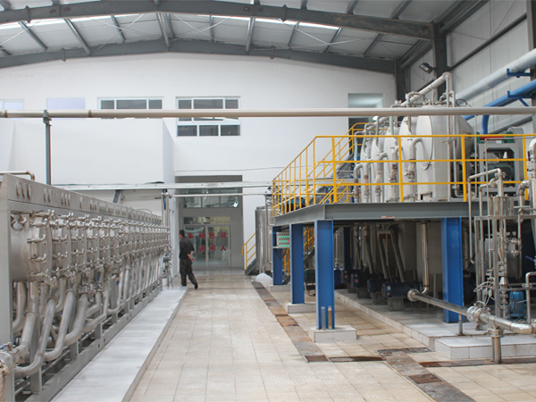 Cassava starch processing equipment