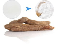 How to produce cassava starch from cassava ?