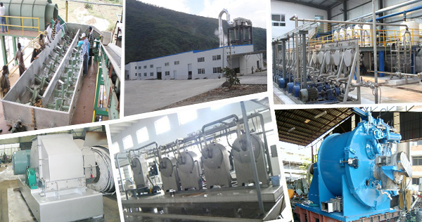 How long is the service life of cassava processing equipment